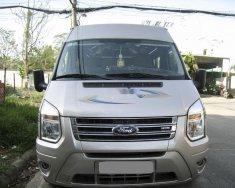 Cần bán lại xe Ford Transit đời 2017, màu bạc giá 535 triệu tại Tp.HCM