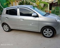 Bán ô tô Kia Morning đời 2010, màu bạc xe gia đình giá cạnh tranh giá 158 triệu tại Vĩnh Long