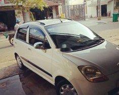 Bán Chevrolet Spark năm sản xuất 2009, màu trắng, nhập khẩu giá 110 triệu tại Vĩnh Long