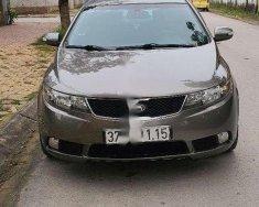 Cần bán gấp Kia Forte sản xuất 2009, màu xám, xe nhập, giá tốt giá 325 triệu tại Nghệ An