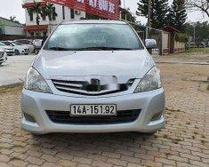 Bán xe Toyota Innova sản xuất năm 2009, màu bạc giá 315 triệu tại Quảng Ninh
