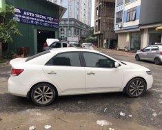 Cần bán lại xe Kia Forte đời 2013, màu trắng, xe gia đình, giá tốt giá 410 triệu tại Hà Nội