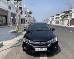 Bán Honda City 1.5AT sản xuất năm 2017, màu đen, số tự động giá 508 triệu tại Tp.HCM