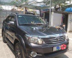 Cần bán gấp Toyota Fortuner sản xuất năm 2015, màu đen còn mới, giá 645tr giá 645 triệu tại Tp.HCM