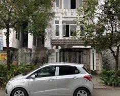 Bán xe Hyundai Grand i10 MT đời 2016, màu bạc số sàn, 230 triệu giá 230 triệu tại Hà Nội