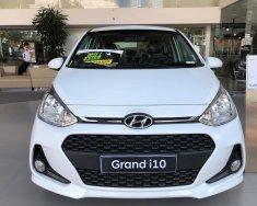 Cần bán lại xe Hyundai Grand i10 1.2 AT sản xuất 2020, màu đen, 435tr giá 328 triệu tại Gia Lai