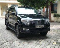 Bán Toyota Fortuner năm sản xuất 2016, màu đen, số tự động giá 690 triệu tại Hà Nội