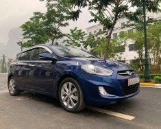 Bán ô tô Hyundai Accent 2015, màu xanh lam, xe nhập giá 395 triệu tại Hòa Bình