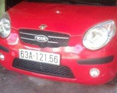 Bán xe Kia Morning sản xuất năm 2012, màu đỏ giá 150 triệu tại Tiền Giang