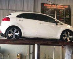 Cần bán lại xe Kia Rio năm 2013, màu trắng, nhập khẩu giá 410 triệu tại Tiền Giang