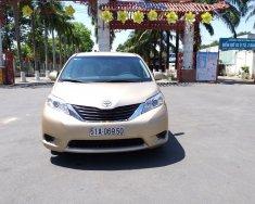 Gia đình cần bán lại chiếc Toyota Sienna 3.5LE đời 2011, nhập khẩu nguyên chiếc giá 1 tỷ 299 tr tại Tp.HCM