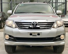 Bán Toyota Fortuner năm sản xuất 2016, màu bạc, giá 695 triệu giá 695 triệu tại Hà Nội