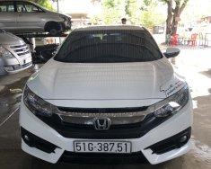 Bán giá rẻ chiếc xe Honda Civic 1.5L Vtec Turbo, sản xuất 2017, màu trắng, giá tốt giá 699 triệu tại Tp.HCM