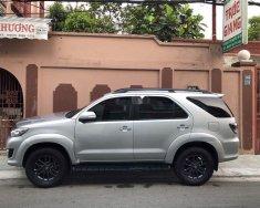 Bán Toyota Fortuner đời 2017, màu bạc xe gia đình giá cạnh tranh giá Giá thỏa thuận tại Đà Nẵng