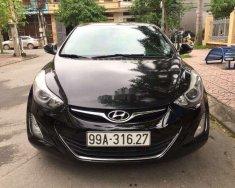 Bán Hyundai Elantra AT sản xuất năm 2014, màu đen, nhập khẩu như mới, giá tốt giá 445 triệu tại Hà Nội