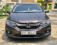 Cần bán gấp Honda City năm sản xuất 2017, màu xám giá 518 triệu tại Hà Nội