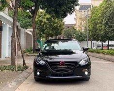 Cần bán gấp Mazda 3 1.5AT đời 2015, màu đen giá 530 triệu tại Hà Nội