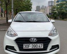 Bán Hyundai Grand i10 MT năm 2018, màu trắng xe gia đình giá 322 triệu tại Hà Nội