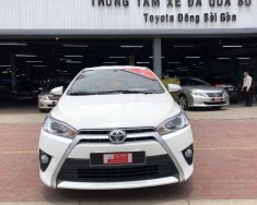 Bán Toyota Yaris đời 2016, màu trắng, xe nhập xe gia đình giá 580 triệu tại Tp.HCM
