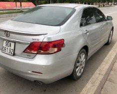 Cần bán lại xe Toyota Camry 3.5Q đời 2007, màu bạc, nhập khẩu chính chủ giá 360 triệu tại Hà Nội