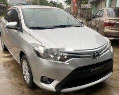 Cần bán Toyota Vios đời 2017, màu bạc, 410tr giá 410 triệu tại Hà Nội