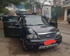 Cần bán gấp xe cũ Ford Escape 2.3 sản xuất năm 2005, màu đen, số tự động giá 200 triệu tại Hà Nội