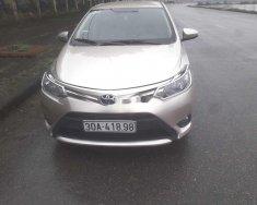 Cần bán Toyota Vios năm sản xuất 2014, màu bạc xe gia đình giá 225 triệu tại Hà Nội