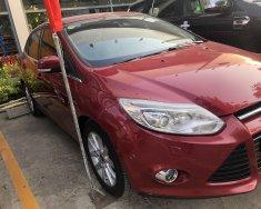 Bán ô tô xe cũ: Ford Focus đời 2015, màu đỏ, giá cạnh tranh giá 475 triệu tại Tp.HCM