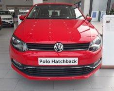 Bán xe Volkswagen Polo 2017, màu đỏ nhập khẩu nguyên chiếc giá 699 triệu tại Quảng Ninh
