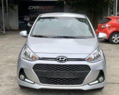 Cần bán gấp Hyundai Grand i10 đời 2018, màu bạc, odo 30.000km giá 406 triệu tại Hà Nội