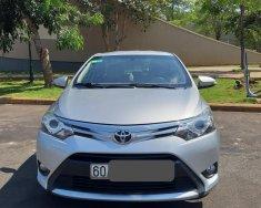 Gia đình cần bán chiếc Toyota Vios 1.5G CVT, sản xuất 2016, màu bạc, giá cạnh tranh giá 435 triệu tại BR-Vũng Tàu