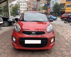 Cần bán Kia Morning sản xuất năm 2015, màu đỏ, nhập khẩu nguyên chiếc giá 270 triệu tại Hà Nội