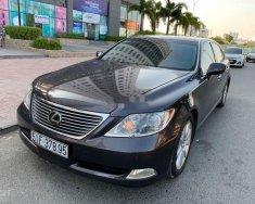 Bán ô tô Lexus LS đời 2008, màu nâu, giá chỉ 860 triệu giá 860 triệu tại Tp.HCM