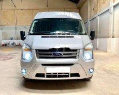 Cần bán lại xe Ford Transit sản xuất 2018, màu bạc giá cạnh tranh giá 655 triệu tại Tp.HCM