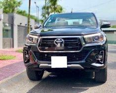 Bán xe Toyota Hilux 2.8G năm 2019, màu đen, nhập khẩu giá 796 triệu tại Tp.HCM
