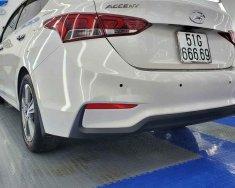 Bán ô tô Hyundai Accent đời 2018, màu trắng, xe còn mới giá 660 triệu tại Tp.HCM