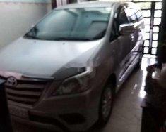Cần bán Toyota Innova sản xuất 2014, màu bạc, giá 400tr giá 400 triệu tại Tp.HCM