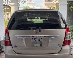 Cần bán xe Toyota Innova MT đời 2013, màu vàng cát số sàn giá 420 triệu tại Tp.HCM