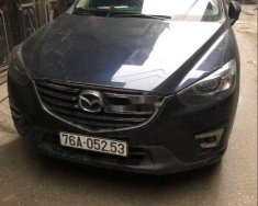 Cần bán lại xe Mazda CX 5 đời 2016, màu xanh lam, 725 triệu giá 725 triệu tại Quảng Ngãi