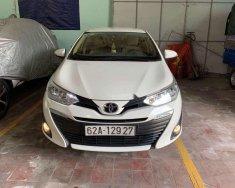 Cần bán xe Toyota Vios E AT năm 2019, màu trắng số tự động, 495 triệu giá 495 triệu tại Tp.HCM