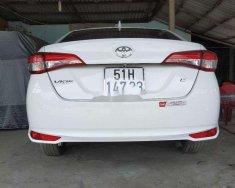 Bán Toyota Vios 1.5E 2019, màu trắng còn mới, giá chỉ 520 triệu giá 520 triệu tại Tp.HCM