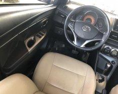 Cần bán xe Toyota Yaris năm sản xuất 2017, màu đỏ như mới, giá tốt giá 565 triệu tại Gia Lai