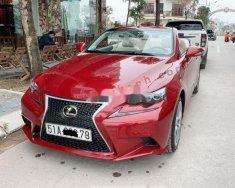 Cần bán Lexus IS 250C đời 2010, nhập khẩu giá 1 tỷ 200 tr tại Hưng Yên