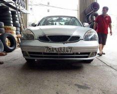 Cần bán Daewoo Nubira ll năm sản xuất 2003, màu bạc giá 90 triệu tại Bình Định