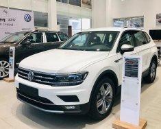 Bán xe Volkswagen Tiguan Luxury Topline 2019, màu trắng giá 1 tỷ 799 tr tại Quảng Ninh