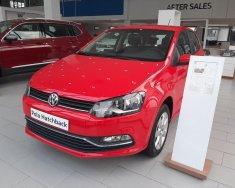 Bán Volkswagen Polo đời 2019, màu đỏ, xe nhập, 695tr giá 695 triệu tại Quảng Ninh