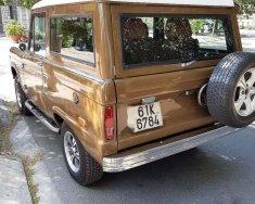 Bán xe Ford Bronco năm sản xuất 1980, màu nâu, nhập khẩu giá Giá thỏa thuận tại Tp.HCM