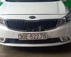 Xe Kia Cerato sản xuất năm 2016, màu trắng chính chủ giá 535 triệu tại Hà Nội