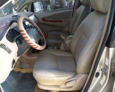 Cần bán xe Toyota Innova đời 2007, màu bạc xe gia đình giá 205 triệu tại Đồng Nai