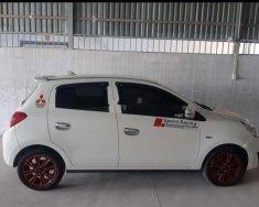 Cần bán gấp Mitsubishi Mirage năm sản xuất 2018, màu trắng, nhập khẩu số sàn, giá 350tr giá 350 triệu tại Bình Dương